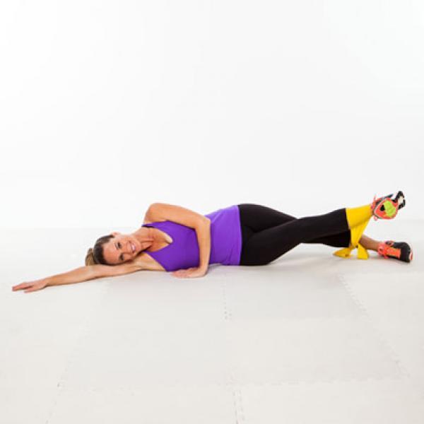 Side-Lying Leg Lift