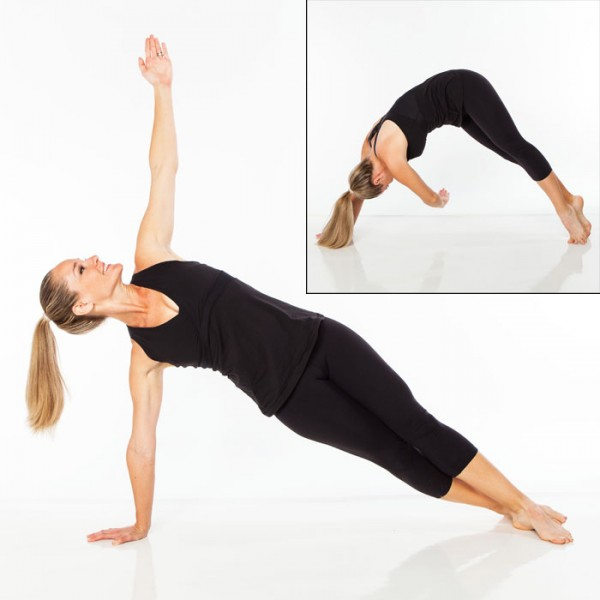 4A: Mermaid Side Plank