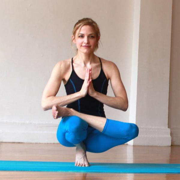 Tip Toe Yoga Pose Variations  StepByStep Yoga Pose