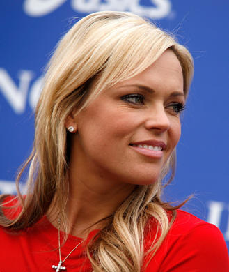 Softball Girl Wallpaper Up Close With Olympic Gold Medalist Jennie Finch Shape