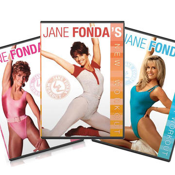 Image result for hot jane fonda aerobics