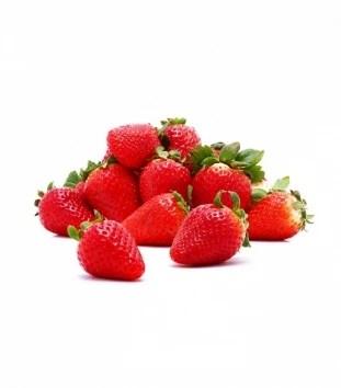 Φράουλες.