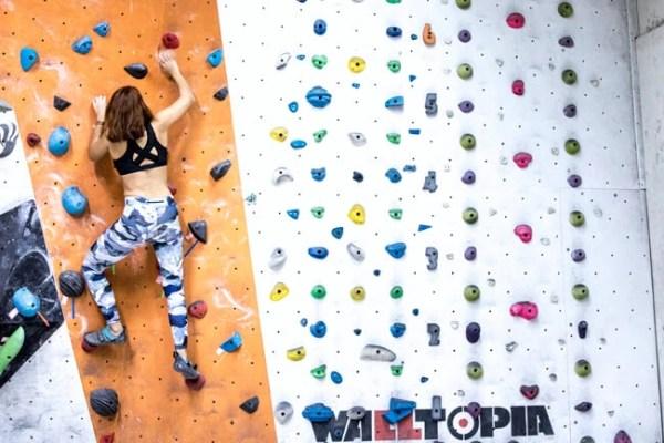 Shape Tested: Η αναρρίχηση σε τοίχο είναι η αερόβια που δεν είχες σκεφτεί! (το δοκιμάσαμε!)