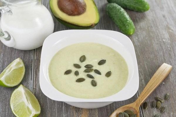 3 κρύες σούπες για δίαιτα & τέλος η πείνα