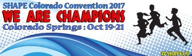 2017 SHAPE Colorado Convention Registration