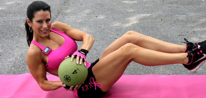 How To Lose Weight With Medicine Ball Howsto Co
