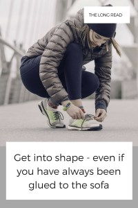 Get in shape sofa to fitness
