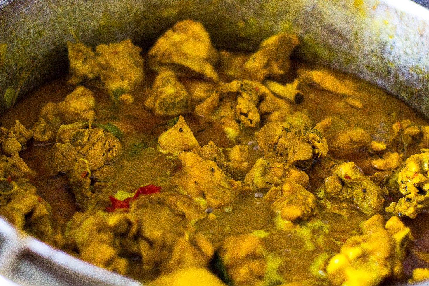 How To Cook Jamaican Curried Chicken Sharbliss