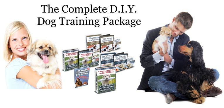 complete dog training package