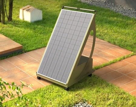 Pyppy Fotovoltaico da Balcone