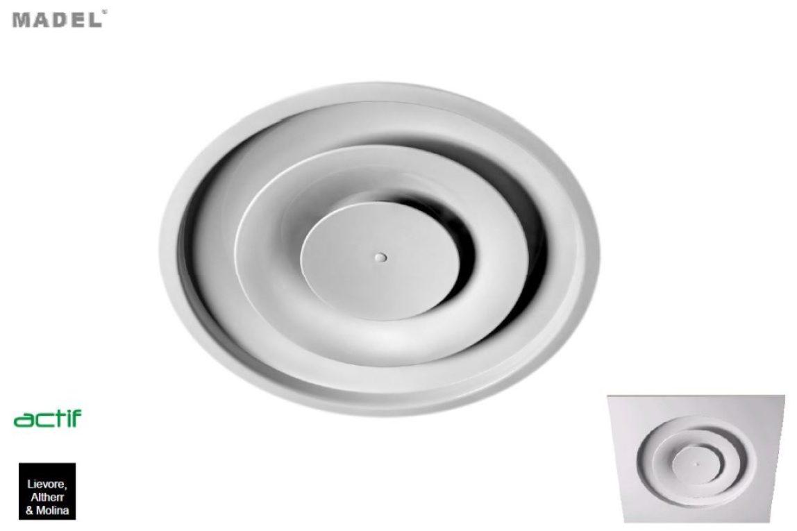 Diffusori Lineari Aria Condizionata diffusore coni regolabili dcg - shardana smart energy