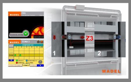Fire Damper management System FDS