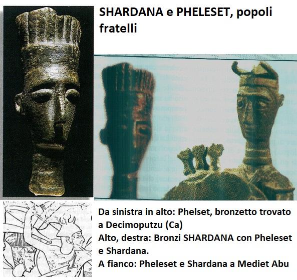 Fenici in Kanaan? No Popoli del Mare!