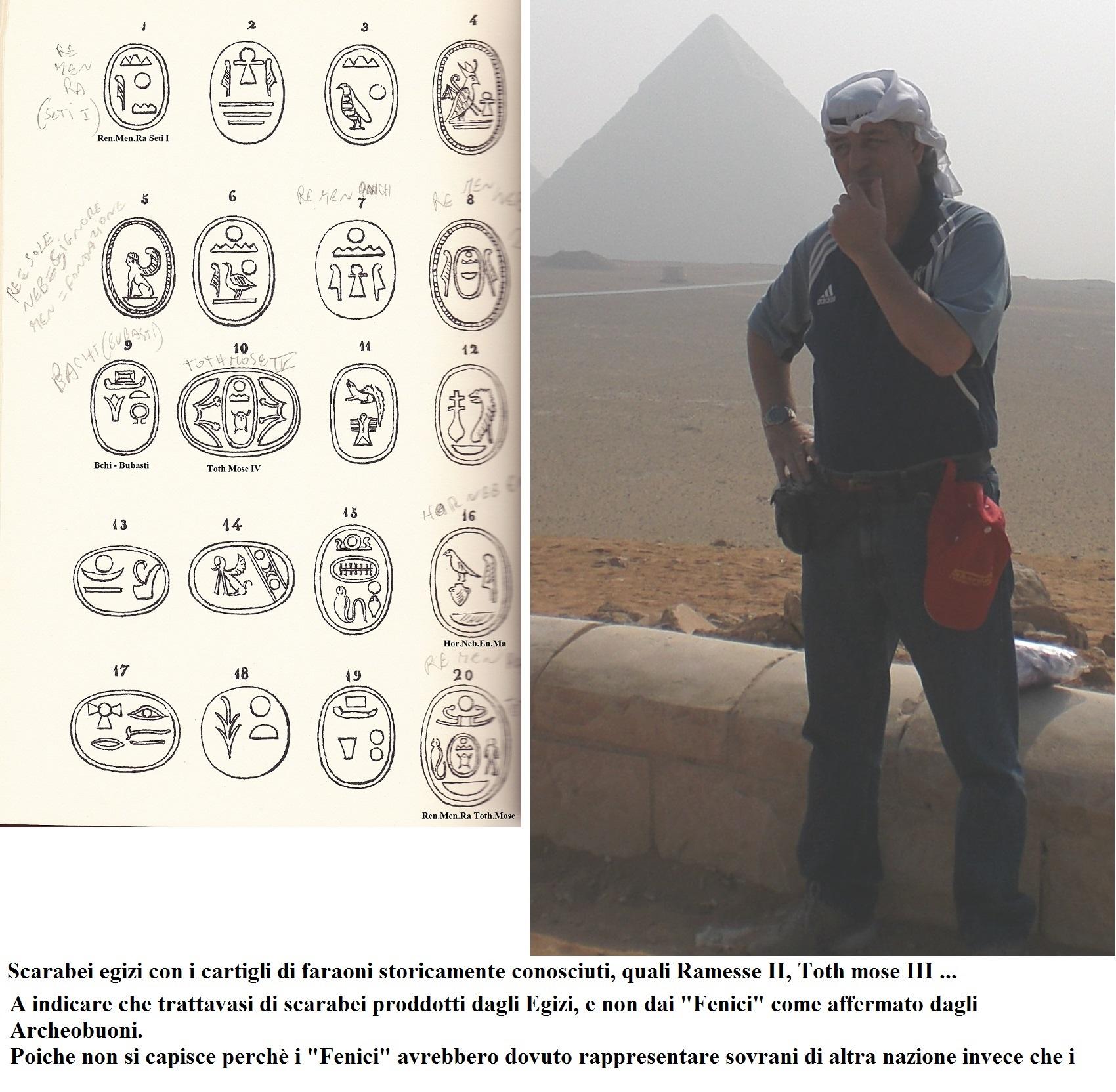 Egitto - Sardana | I Legami