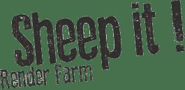 SheepIt Render Farm logo