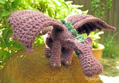 Fierce Little Dragon