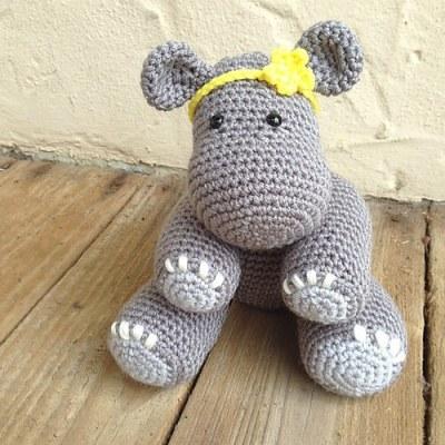 Betty the Hippo