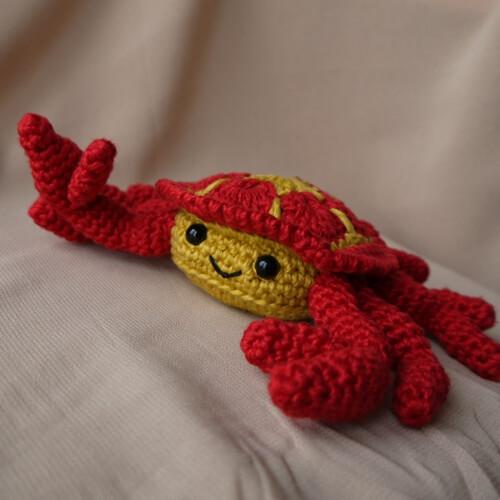 Cedric Crab