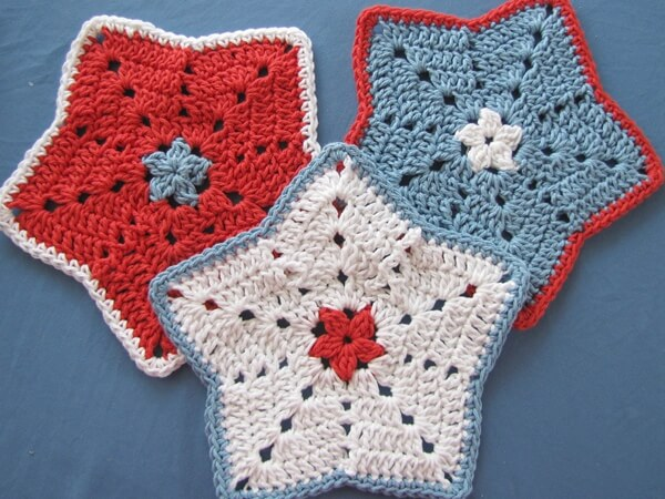 Little Star Dish Cloth