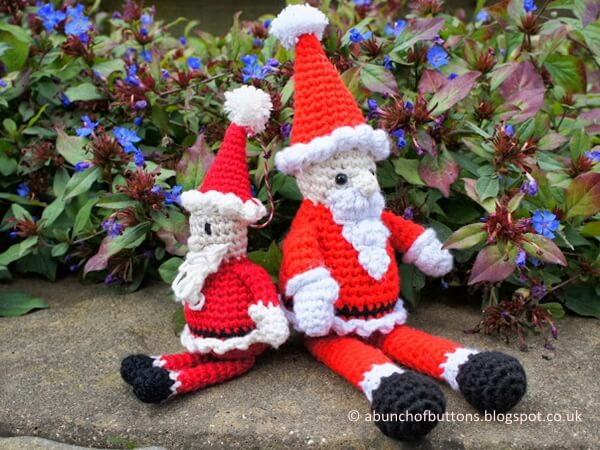 Father Christmas Amigurumi