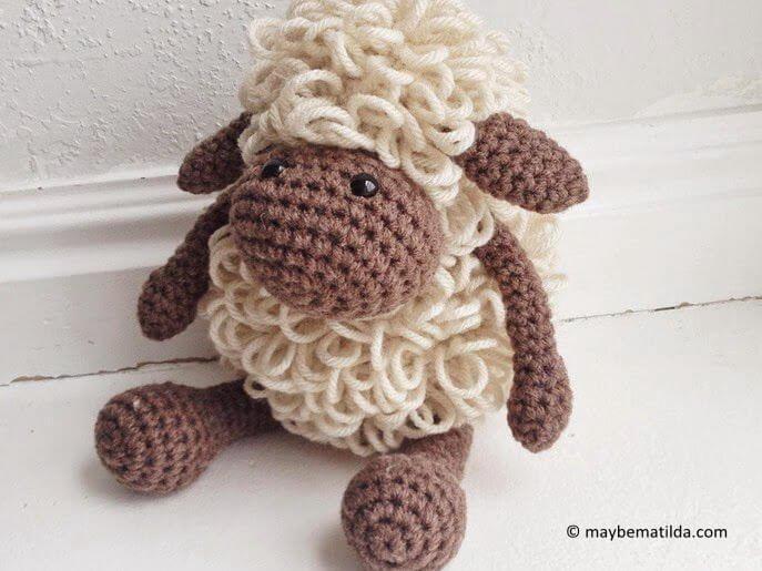 Sheldon the Sheep