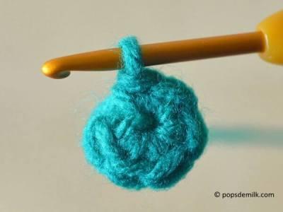 Easy Crochet Magic Ring