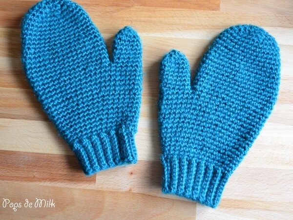 My First Pair of Mittens