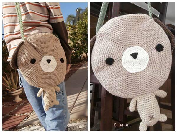 Puppy Dog Bag