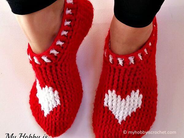 Heart & Sole Slippers