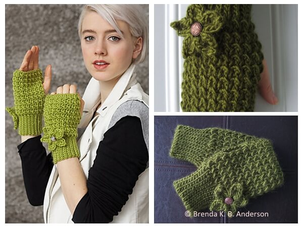 Mossy Mitts