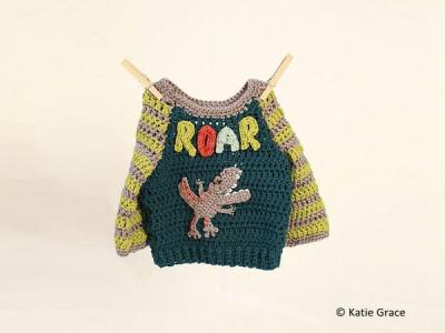 DinoRoar Sweater