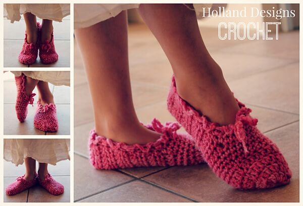 Holland's Princess Slippers