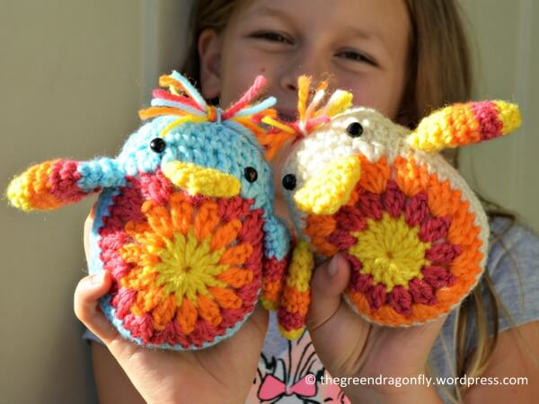 Cheep Cheep The Crochet Chick
