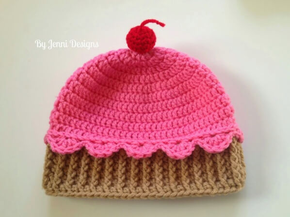Youth Cupcake Hat