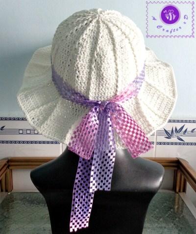 Simple Sun Hat