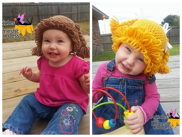 Another Cabbage Patch Hat