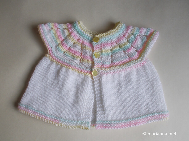All-in-one Baby Top