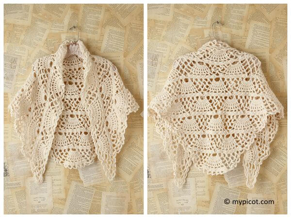 Shawl Stitch Pattern