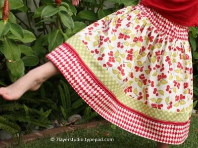 Twirly Skirt