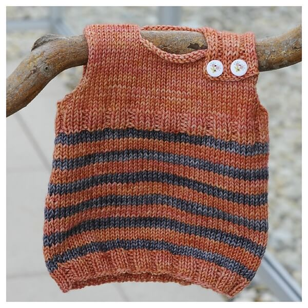 Baby Newborn Magic Troll Vest
