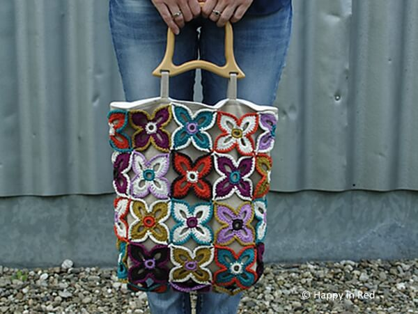 Peacock Butterfly Bag
