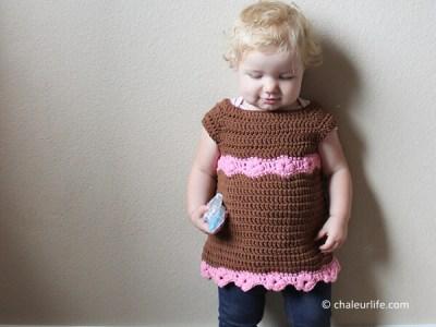 Toddler Flower Tunic
