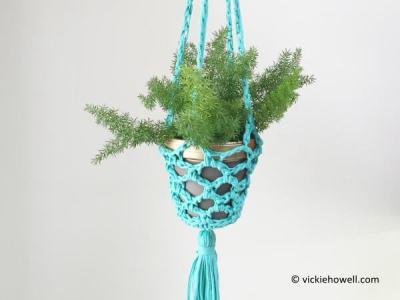 Crochet Planter Hanger
