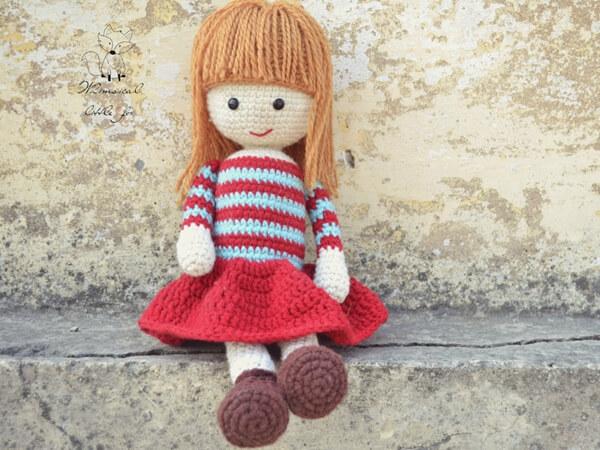 Amelia Doll