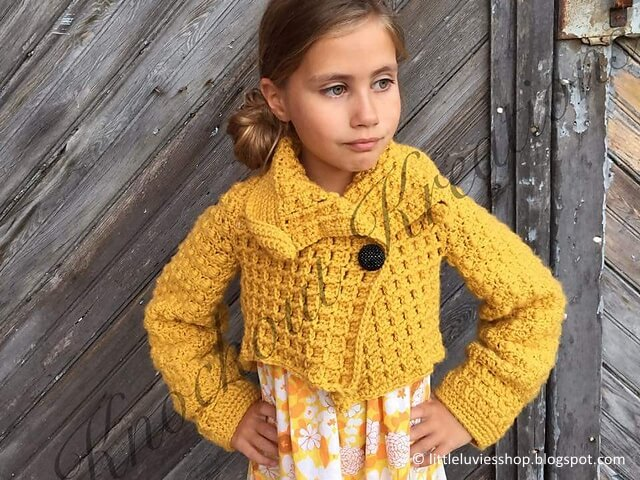 Beads and Brackets Sweater