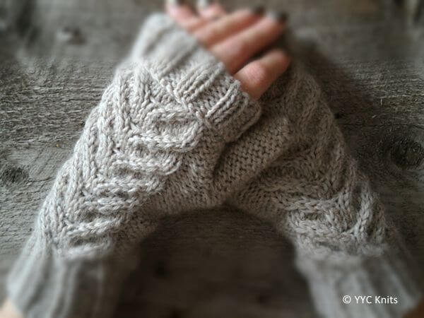 Moose Knuckle Fingerless Mitts