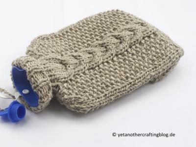 Hot-water Bottle Cover