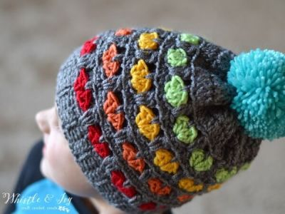 Toddler Puppy Love Hat