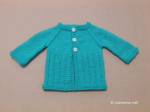 Jack & Jill Baby Cardigan Jacket