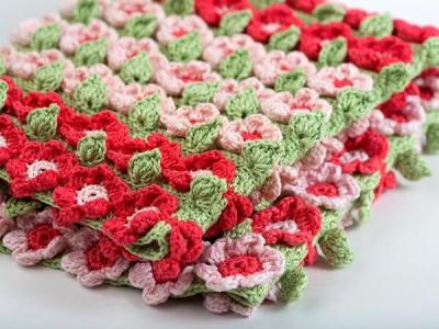 Rose Field Blanket
